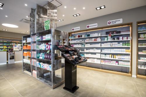 Scaffalatura - Arredo Farmacia